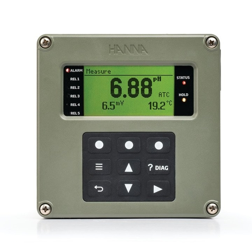 HI510 Universal Process Controller with Digital Probe Input