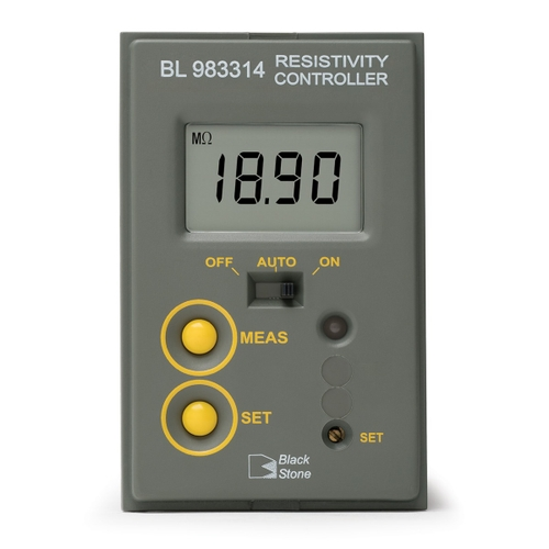 B water L983314 resistivity min controller for high purity