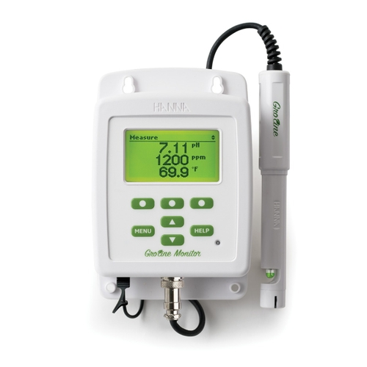 HI981420 GroLine Monitor for Hydroponic Nutrients