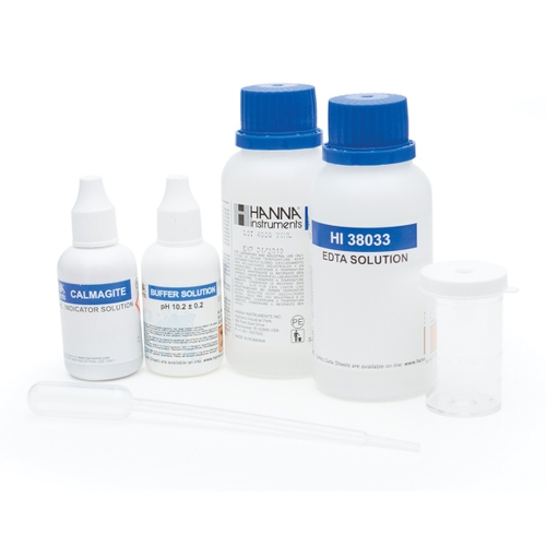 HI38033 Total Hardness Test Kit