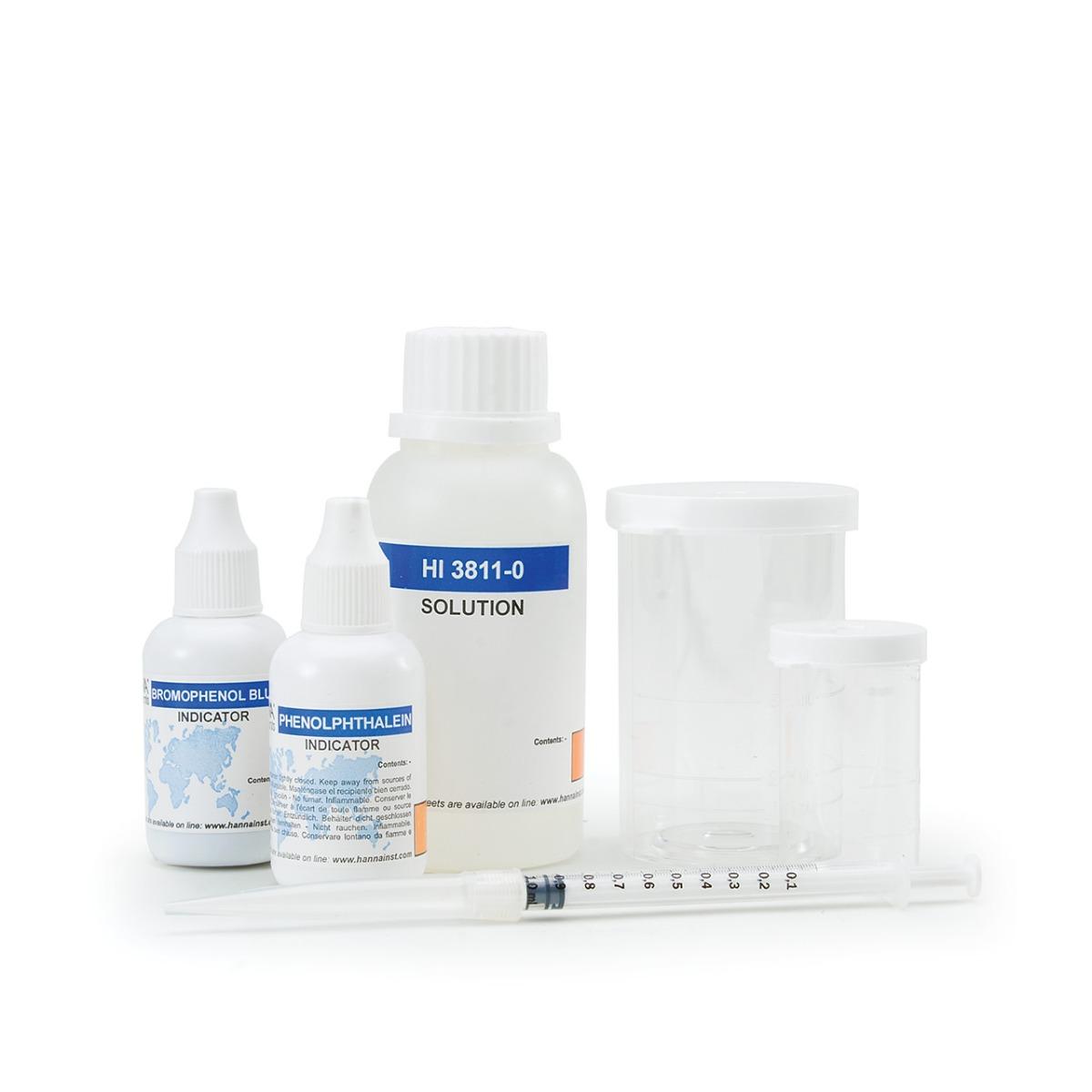 HI3811 Alkalinity Test Kit