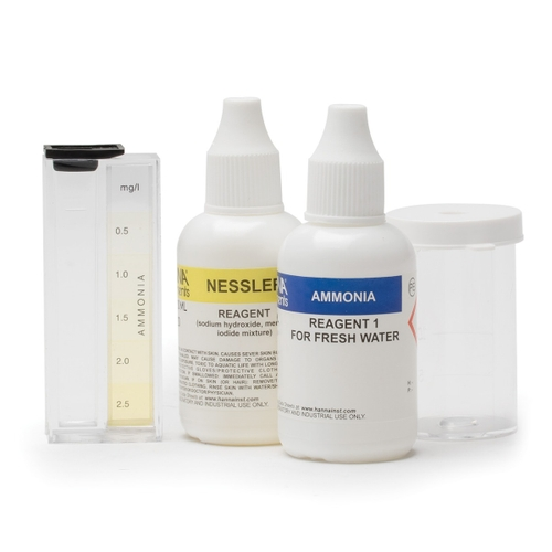 HI3824 Ammonia Test Kit for Fresh Water