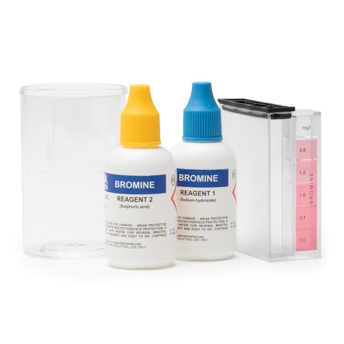 HI3830 Bromine Test Kit