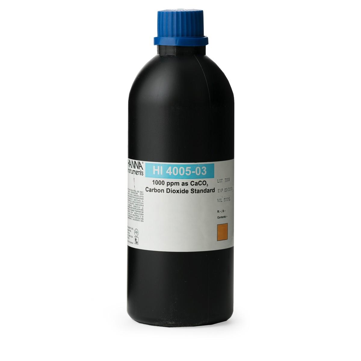 Carbon Dioxide ISE 1000 ppm Standard - HI4005-03