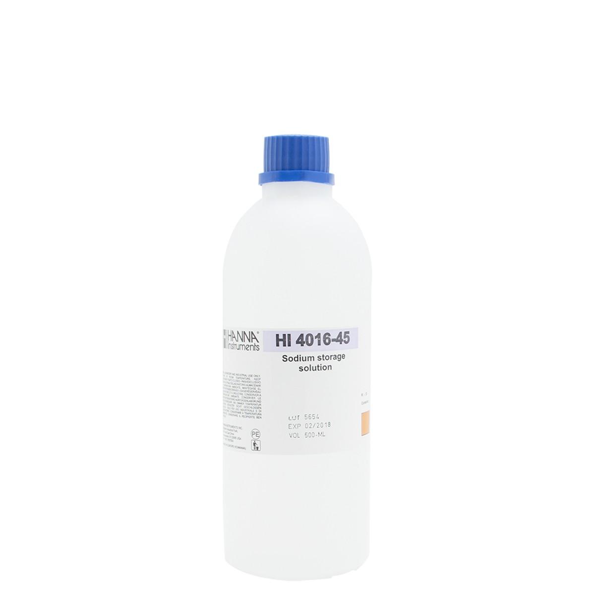 Sodium ISE Storage Solution - HI4016-45