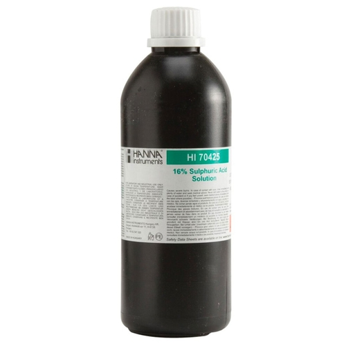 Sulfuric Acid Reagent 16%, 500 mL - HI70425
