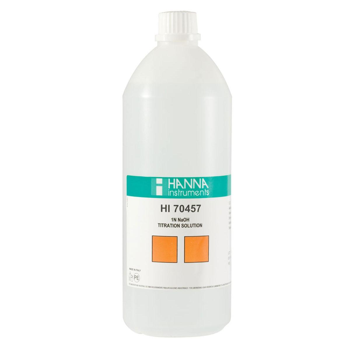 Sodium Hydroxide 1N, 1L - HI70457