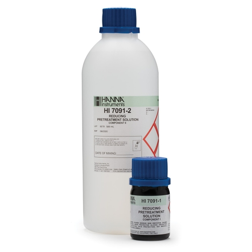 HI7091L Pretreatment Reducing Solution for ORP electrodes (500 mL)