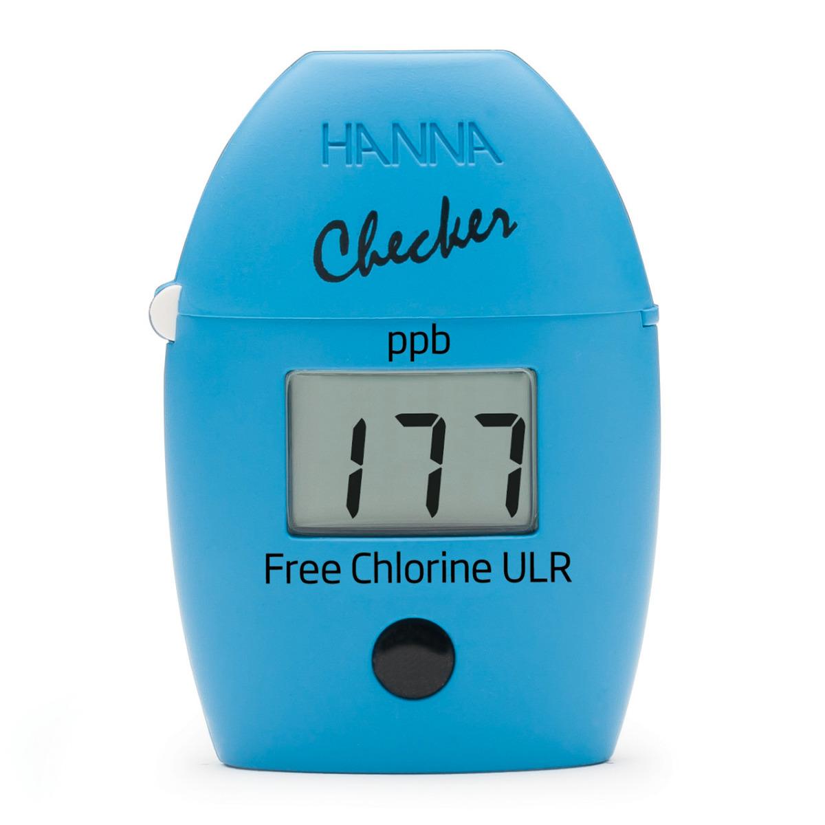 HI762 Ultra Low Range Chlorine Checker HC
