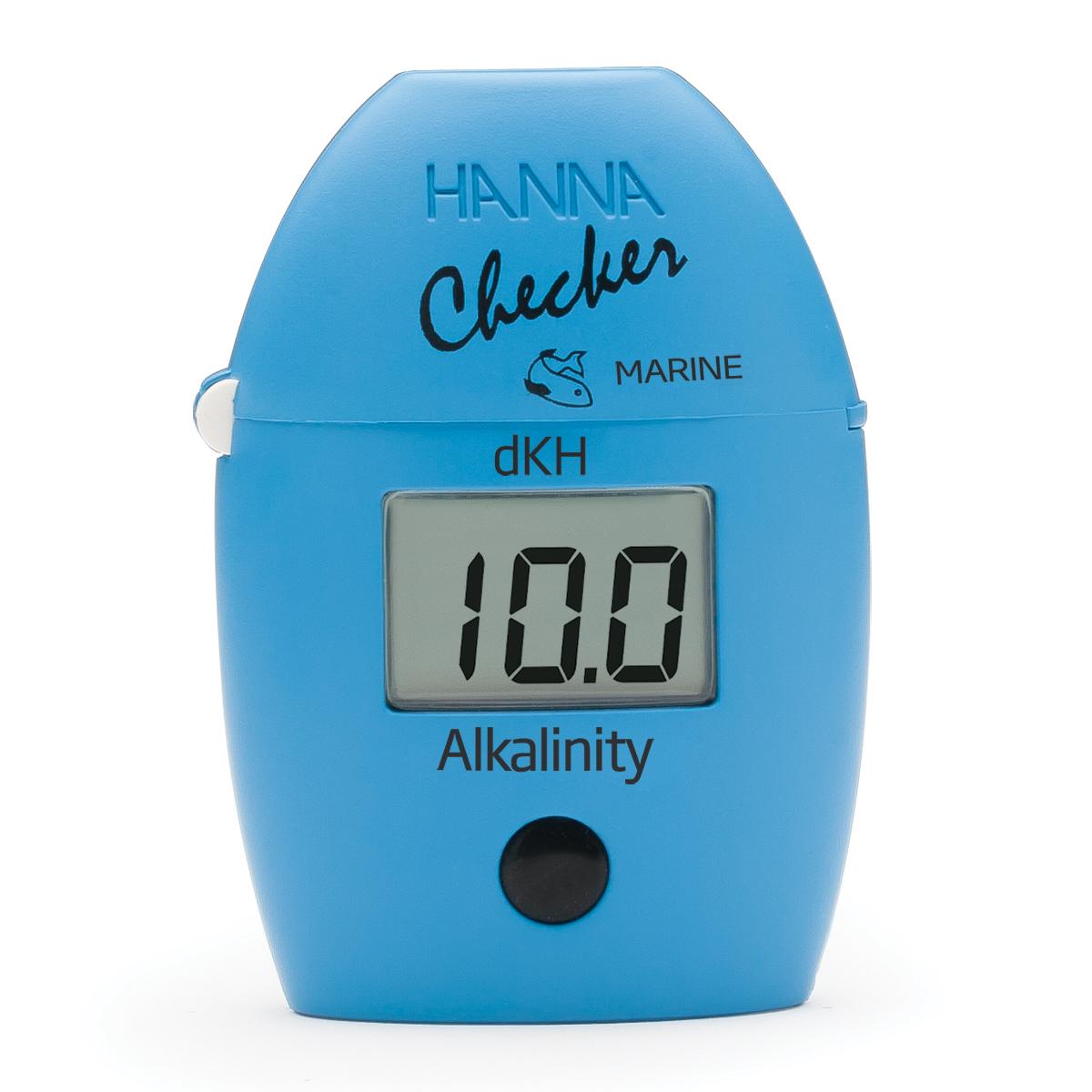 Marine Alkalinity (dKH) Checker® HC - HI772