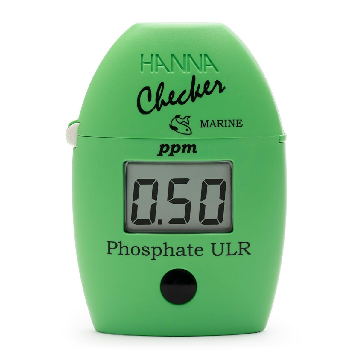Marine Phosphate Ultra Low Range Checker® HC - HI774
