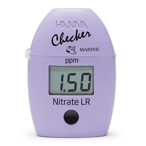 Low Range Nitrate Marine Checker - HI781