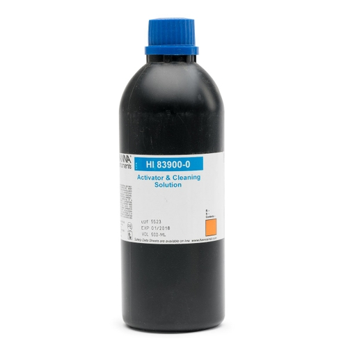 Suction Lysimeter Activator and Cleaning Solution Replacement (500 mL) - HI83900-25