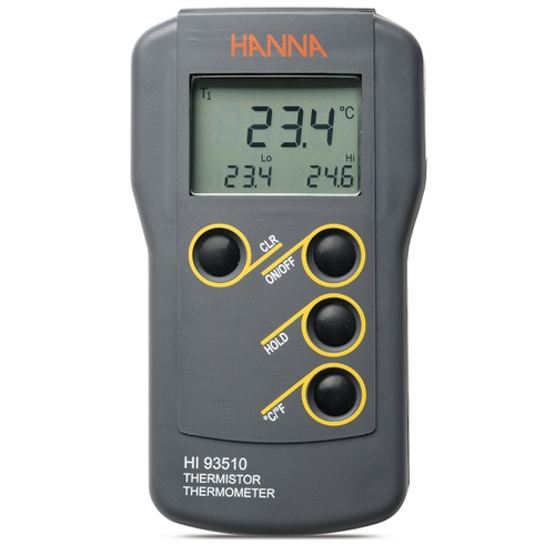 HI93510 Waterproof Thermistor Thermometer