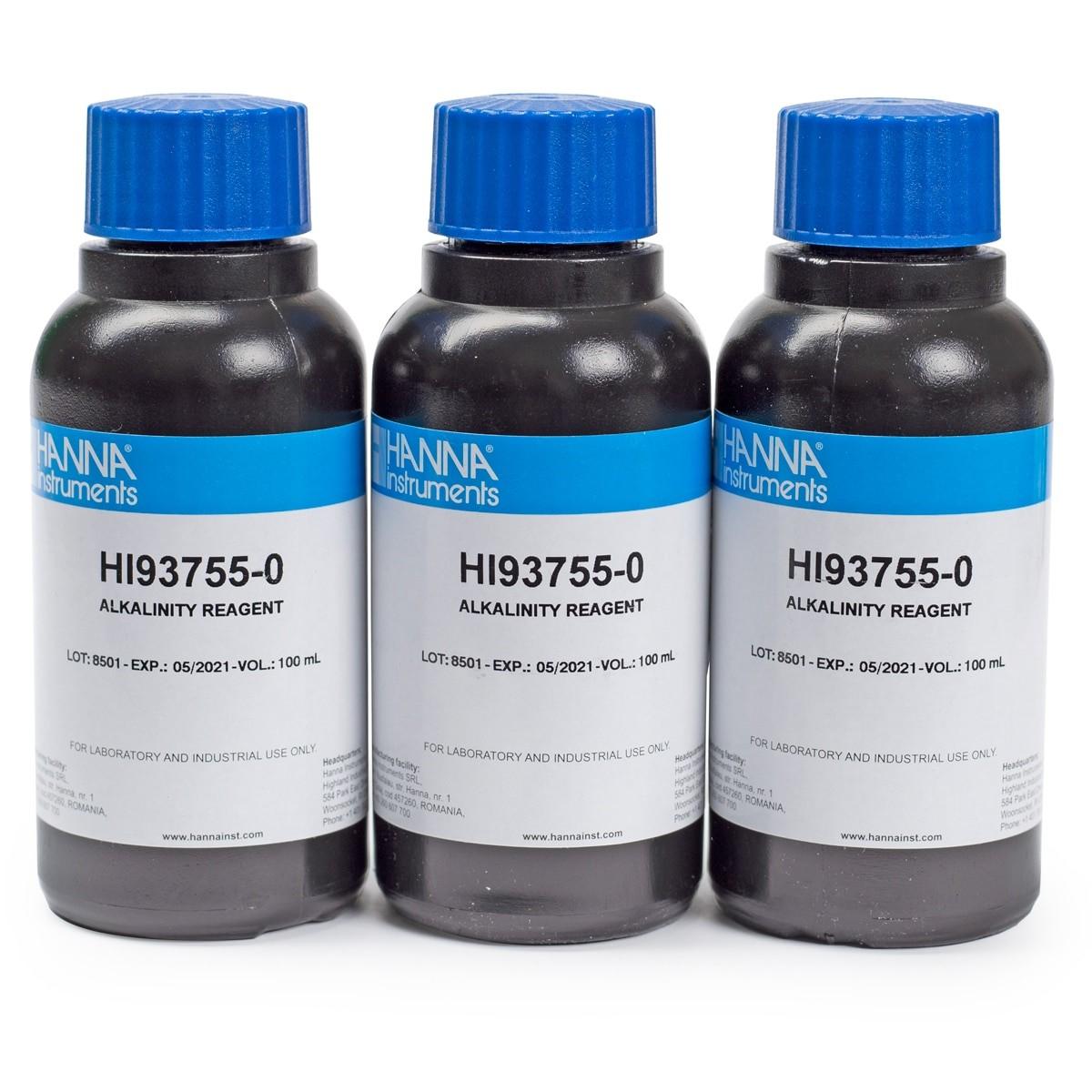 HI93755-03 Alkalinity Reagents (300 tests)
