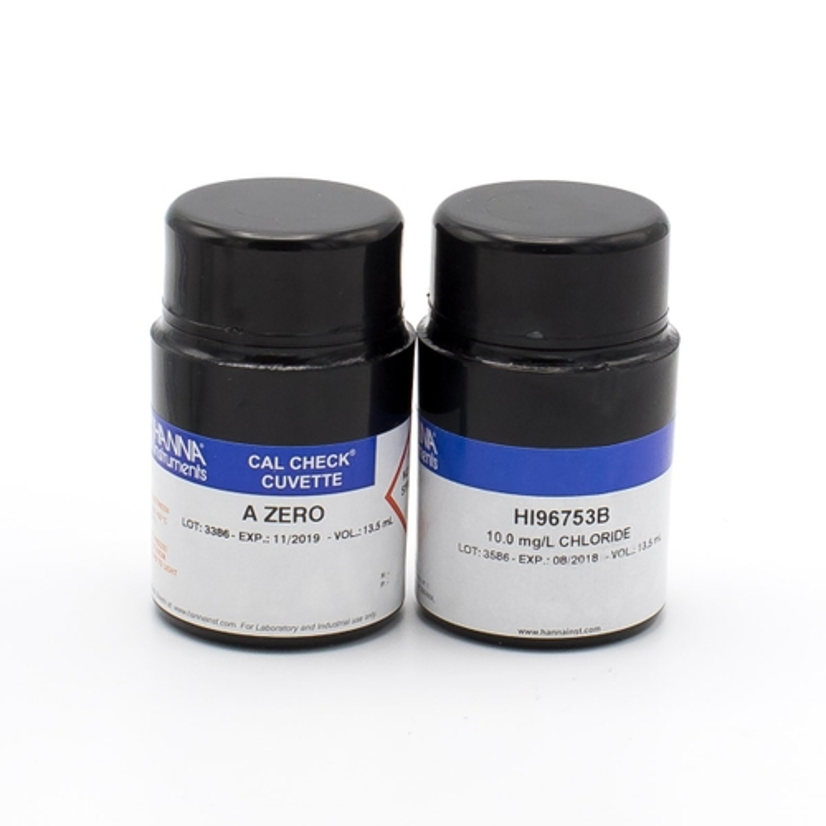 Chloride CAL Check™ Standards - HI96753-11