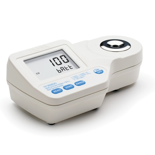 HI96800 Digital Refractometer for Refractive Index and Brix