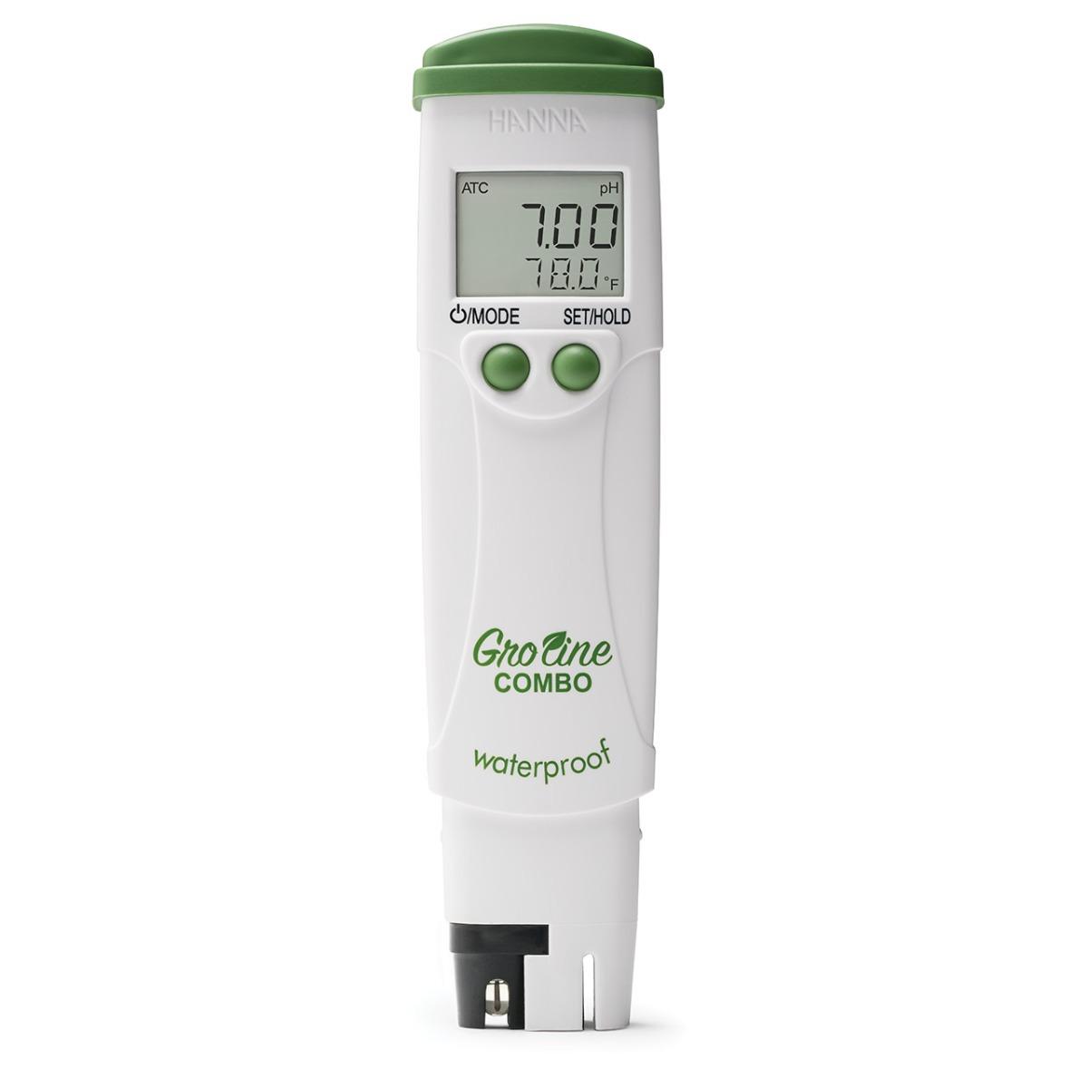 HI98131 Gro Line Hydroponics pH/EC/TDS tester