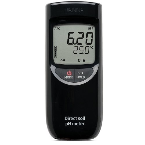 HI99121 pH meter for Direct Soil Measurement