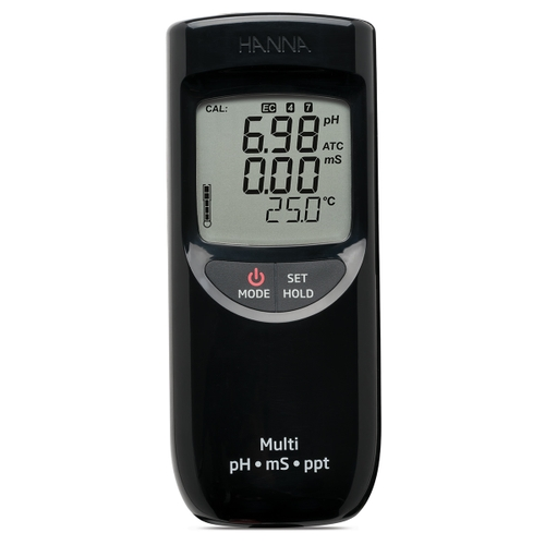 HI991301 pH/EC/TDS/Temperature Meter