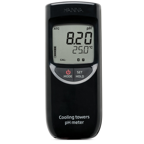HI99141 Boiler and Cooling Tower pH Portable Meter