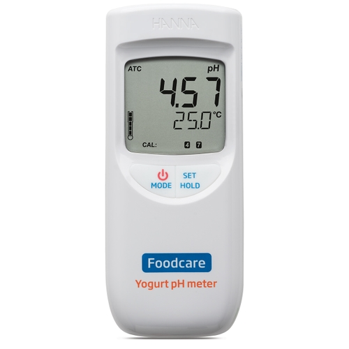 HI99164 Portable pH Meter for Yogurt