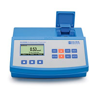 Chlorine Benchtop Photometers