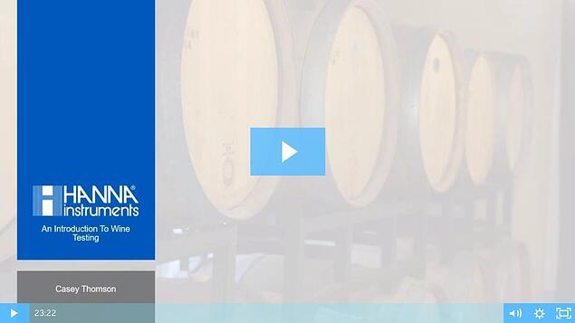 Intro to wine testing