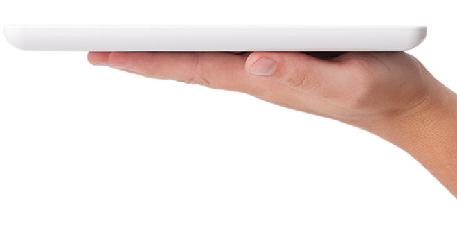 edge Sleek, Portable Design