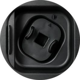 iris Cuvette Square Adapter