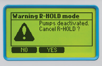 R-HOLD (Remote Hold)
