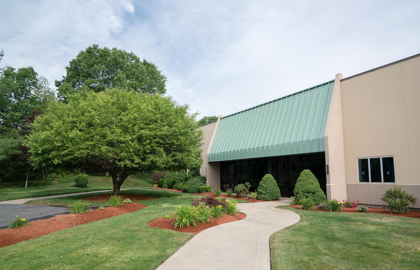 Corporate Headquarters, Woonsocket, Rhode Island