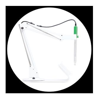 cradle and electrode holder