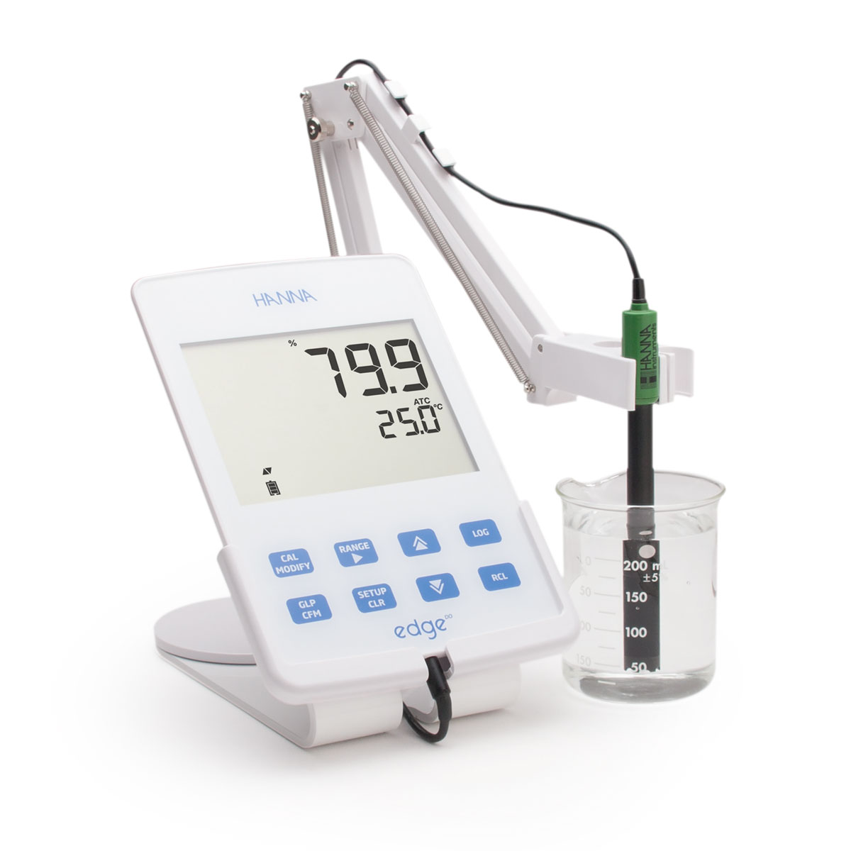 edge Dissolved Oxygen Meter In Cradle