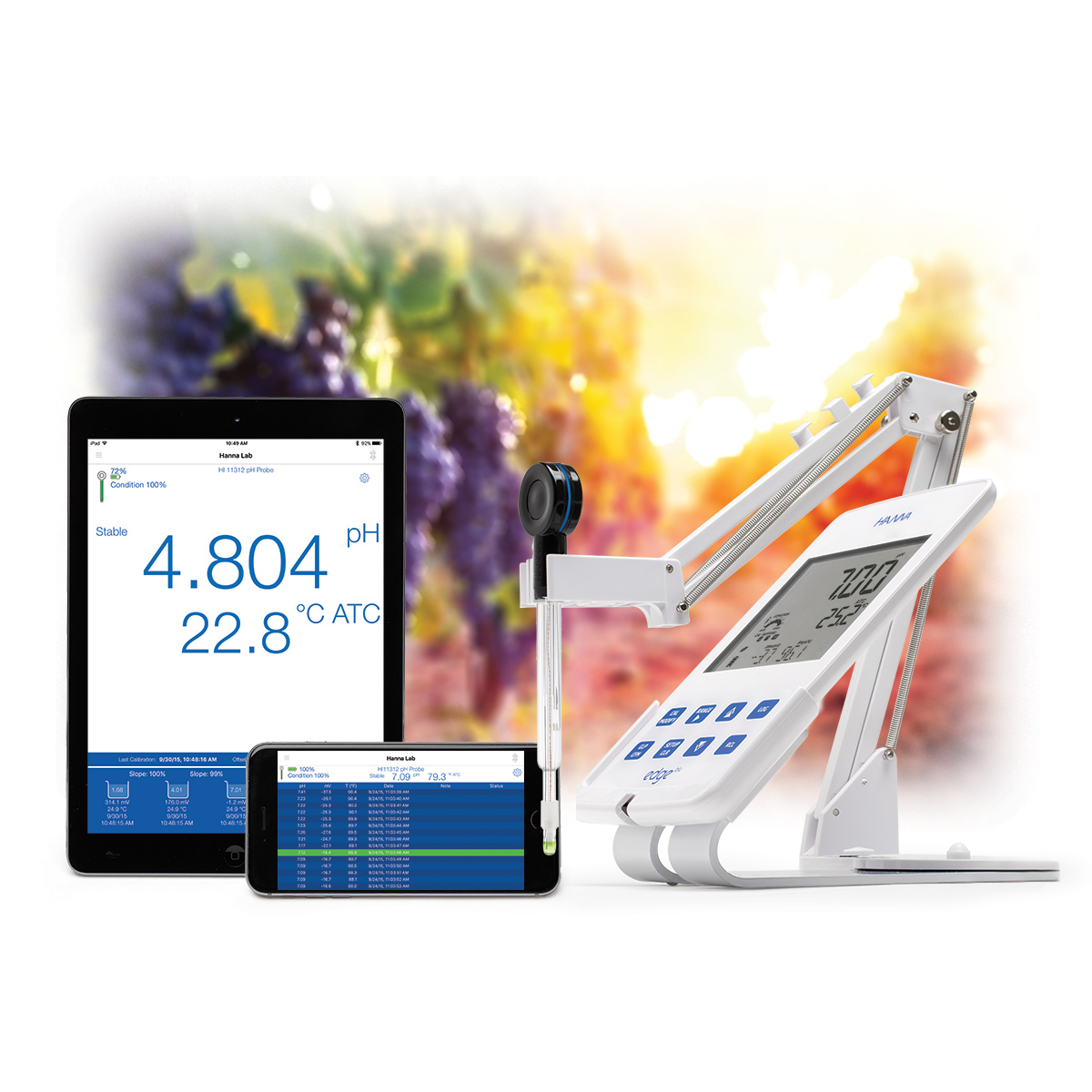 HALOTM - pH Probe with Bluetooth® Smart Technology