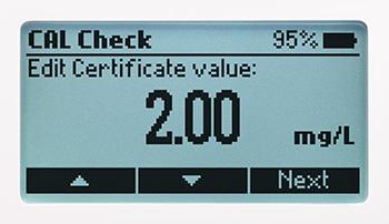 HI97702 Cal Check