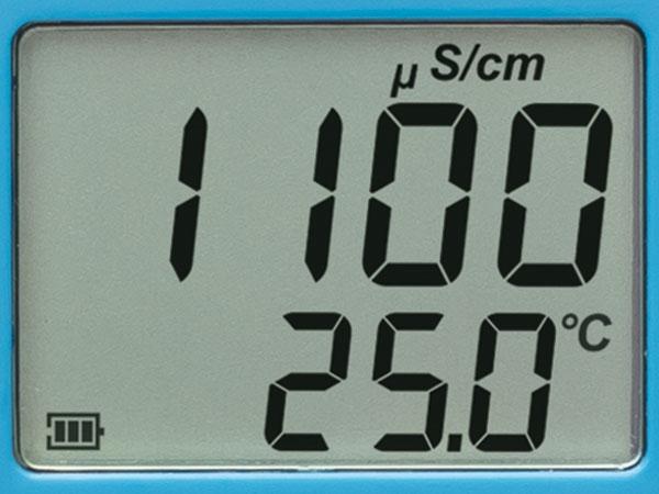 HI98303 DiST 3 multi-level LCD