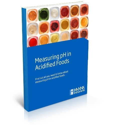 Measuring pH in Acidified Foods
